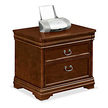 """Traditional Two Drawer Lateral File - 36"""" W, MRN-PT450"""
