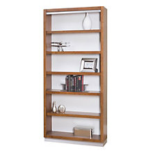 "Monterey Six Shelf Bookcase - 78""H, 8801721"
