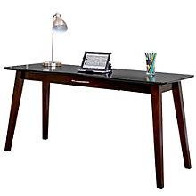 """iNfinity Two-Tone Writing Desk - 72""""W, 8802063"""