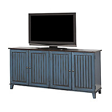 "Ellington Two Tone TV Storage Console - 72""W, 8803262"