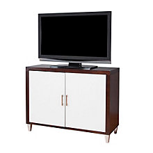 "Preston Two Tone TV Console - 41.6""W, 8803272"