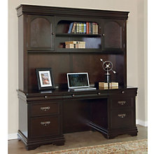Beaumont Credenza with Hutch, OFG-CH0051