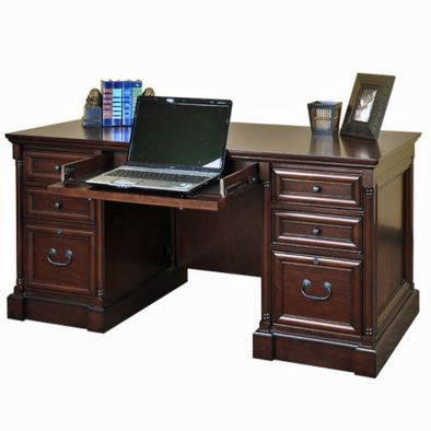 The Mount View Compact Executive Desk