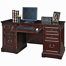 Mount View Compact Computer Credenza, MRN-IMMV667