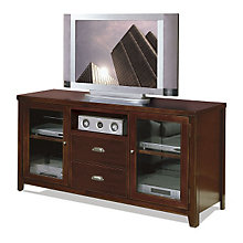 "Tribeca Loft Cherry Finish Flat Panel TV Stand - 31""H, MRN-TLC363"
