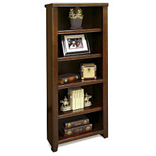 Tribeca Loft Cherry Small Bookcase, MRN-TLC600