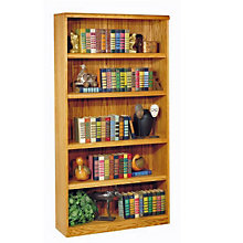 Waterfall Open Bookcase, MRT-WF3670X