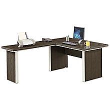 "Metropolitan Computer L-Desk - 60""W, 8804995"