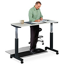 "Lift Adjustable Height Table - 59""W, 8804412"