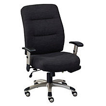 Heated Seat and Back Task Chair in Fabric, 8803235