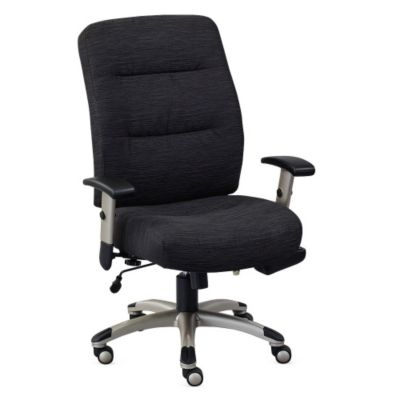 Heated Seat And Back Task Chair In Fabric