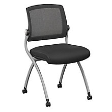 Armless Flexible Back Nesting Chair, 8804813