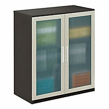 At Work Storage Cabinet with Glass Doors, NBF-AW50168N