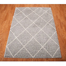 Diamond Pattern Area Rug 5'W x 7'D, 8803839