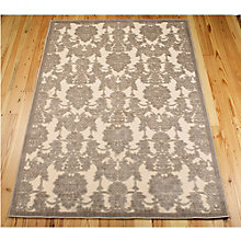 Damask Area Rug 5.25'W x 7.42'D, 8803848
