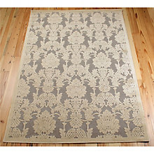 Damask Area Rug 7.75'W x 10.83'D, 8803847