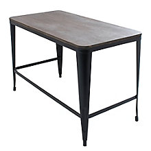"Pia Wood Tone Top Desk - 47.5""W, 8804938"