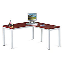 "Laminate Top Corner Desk - 60""W , 8804975"