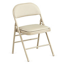 Polyurethane Steel Frame Folding Chair, 8803239
