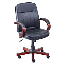 Conference Chair in Faux Leather, 8804700