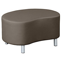 "Large Seat in Faux Leather - 36""W x 26""D, 8804269"