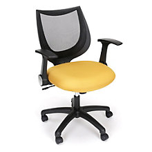 Initial Mesh Back Flip Arm Computer Chair, 8804820