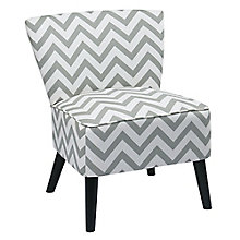Apollo Flared Leg Side Chair in Fabric, OFF-10932
