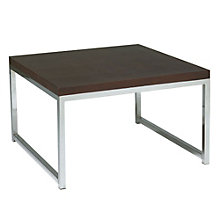 Wall Street Modern Accent Table, OFF-10935