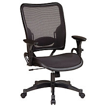 Mid Back AirGrid Mesh Ergonomic Computer Chair, OFF-6216