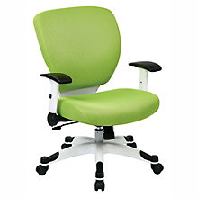 Ergonomic Computer Chair in Mesh or Fabric, 8801509