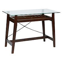 "Tribeca Modern Compact Computer Desk - 42"", 8801782"