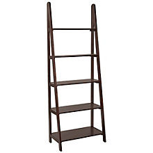 "Copenhagen Five Shelf Ladder Bookcase - 72""H, 8805199"