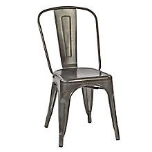 "Bristow Metal Dining Chair - 31""W x 29""D, 8803131"
