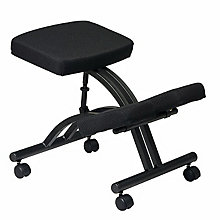 Fabric Ergonomic Kneeling Chair, OFF-KCM1420