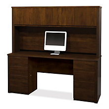 Prestige Plus Computer Credenza with Hutch, OFG-CH1043