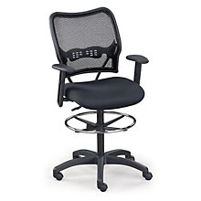 Mesh Back Drafting Stool, OFG-CS0001