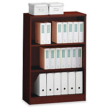 Elite Three Shelf Bookcase, OFG-DC0011