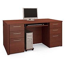 "Embassy Computer Desk - 66""W, OFG-DG1007"
