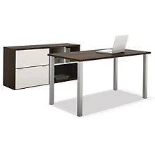 Contempo Executive Desk Set, OFG-DS0054