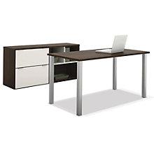 Contempo Executive Desk Set, OFG-DS0054