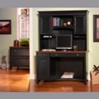 Antique Black and Hansen Cherry Home Office Suite, OFG-EX1039