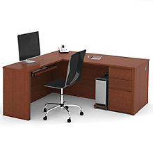 Prestige Plus Reversible Executive L-Desk, OFG-LD0042