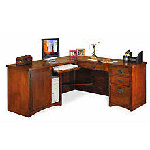 Shaped Desks & Corner Desk Furniture | OfficeFurniture.com
