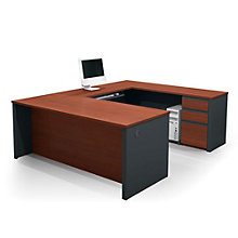 Prestige Plus Reversible Executive U-Desk, OFG-UD0071