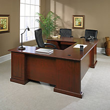 Heritage Hill Executive U-Desk, OFG-UD0999