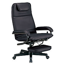 680 Series Vinyl Reclining Executive Chair, OFM-680