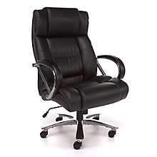 Big and Tall High Back Executive Chair, OFM-10268
