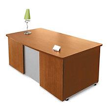 """Venice Executive Desk - 72""""W x 36""""D, OFM-55145"""