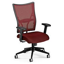 590 Series High Back Mesh Executive Chair, OFM-591-F