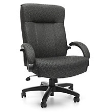 Big Tall Executive Chair in Fabric, OFM-710